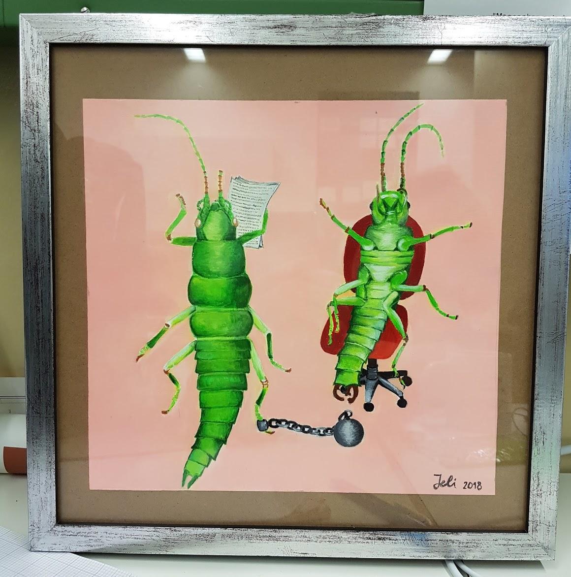 Jeli's painting